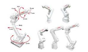 Robot YA series